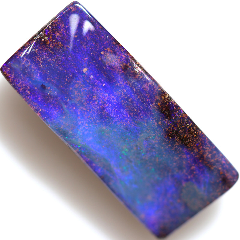 13.17 CTS BOULDER OPAL-WELL POLISHED -FRANKLIN [BMA9689]