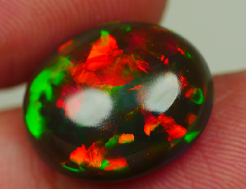 6.095 CRT DARK BASE FLOWER PUZZLE CHAFF PATTERN DELUXE COLOR WELO OPAL-