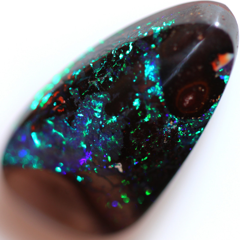10.31 CTS STUNNING BOULDER OPAL FROM KOROIT [BMA9705]
