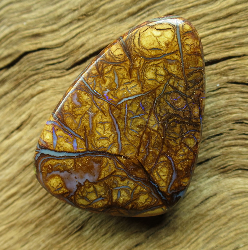 32cts, BOULDER MATRIX OPAL~WHOLESALE.