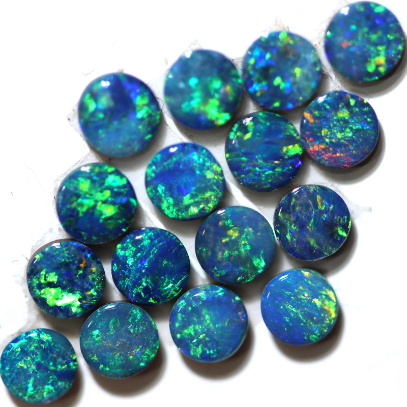 2.16 CTS OPAL DOUBLET PARCEL CALIBRATED  [SEDA7296]