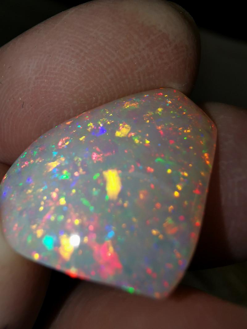 15 CTS Beatifull brazilian opal cut freeform