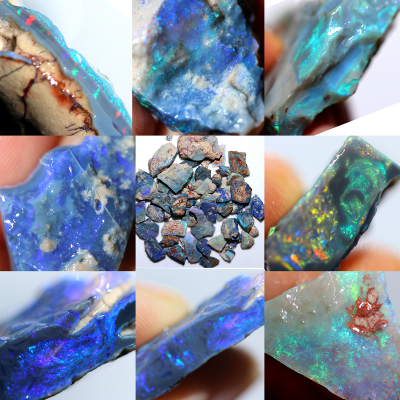 720.00 Cts Virgin rough Opal parcel direct from miner CH461