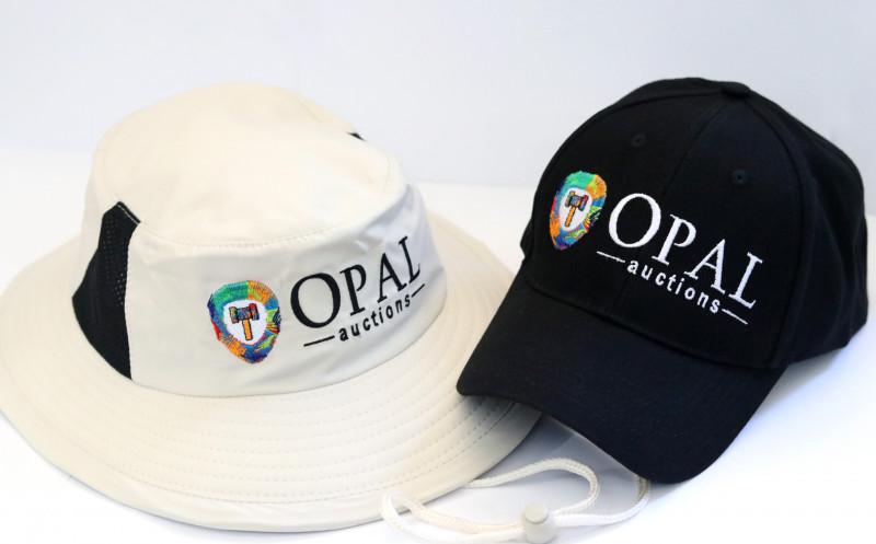 Opalauctions Bushmans Hat and  Baseball Cap