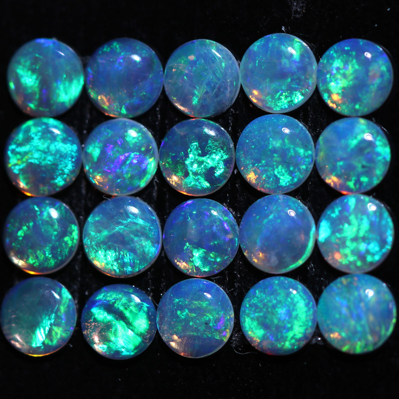 1.92 CTS CRYSTAL OPAL PARCEL CALIBRATED [CP6995]