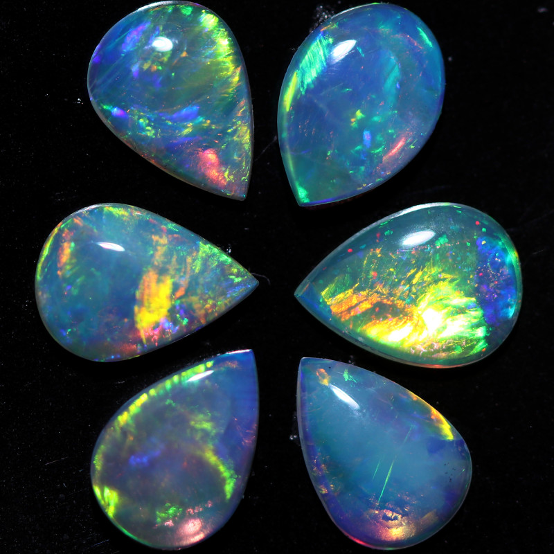 1.50 CTS CRYSTAL OPAL PARCEL CALIBRATED [CP7020]