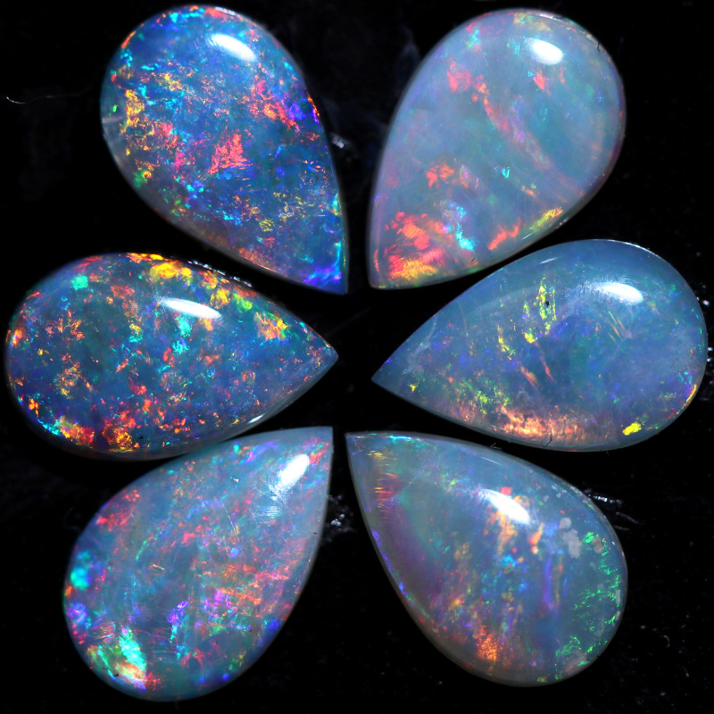 2.60 CTS CRYSTAL OPAL PARCEL CALIBRATED [CP7023]