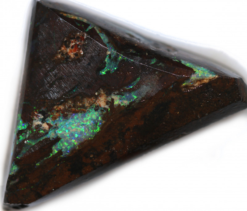 42 CTS WOOD FOSSIL ROUGH OPAL-MINED IN JUNDAH [BY9272]