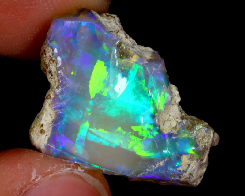 11cts Ethiopian Welo Rough Opal / WR3133