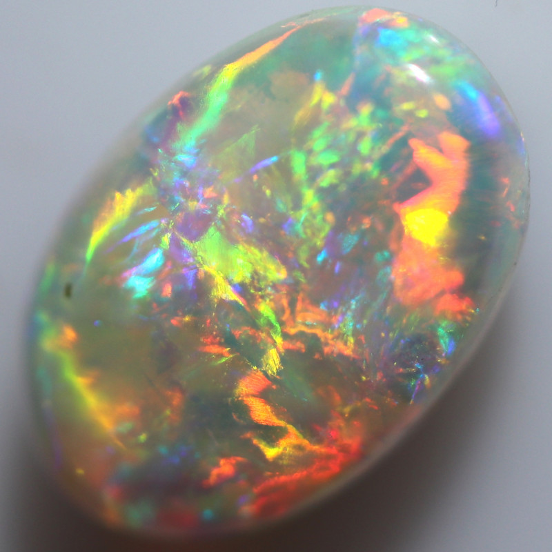 1.20 CTS CRYSTAL OPAL FROM LIGHTNING RIDGE [PS181]