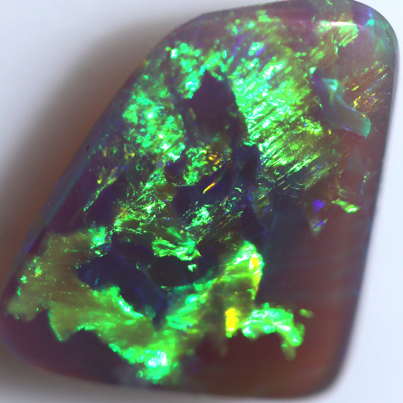 1.50 CTS CRYSTAL OPAL FROM LIGHTNING RIDGE [PS187]