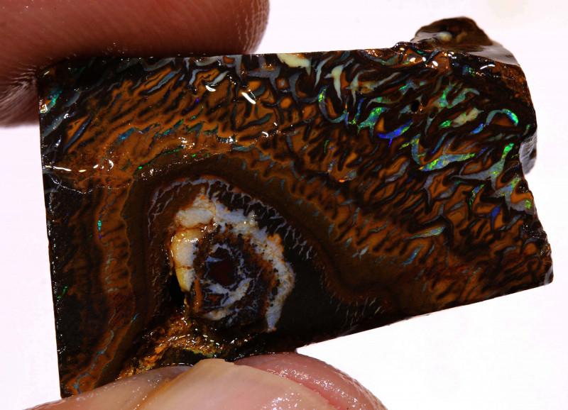 Australian Yowah Opal Rub 32cts DO-268