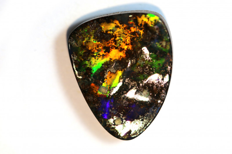 14.00cts Australian Boulder Opal Solid Stone ML02038