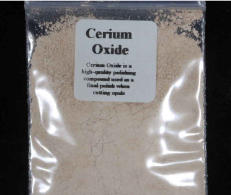 Cerium Oxide Polishing Powder [28435]