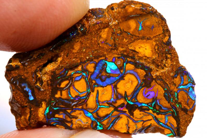 Australian Yowah Opal Rub 17cts DO-285