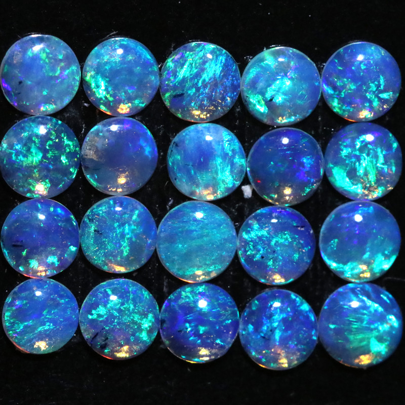 2.10 CTS CRYSTAL OPAL PARCEL CALIBRATED [CP7111]
