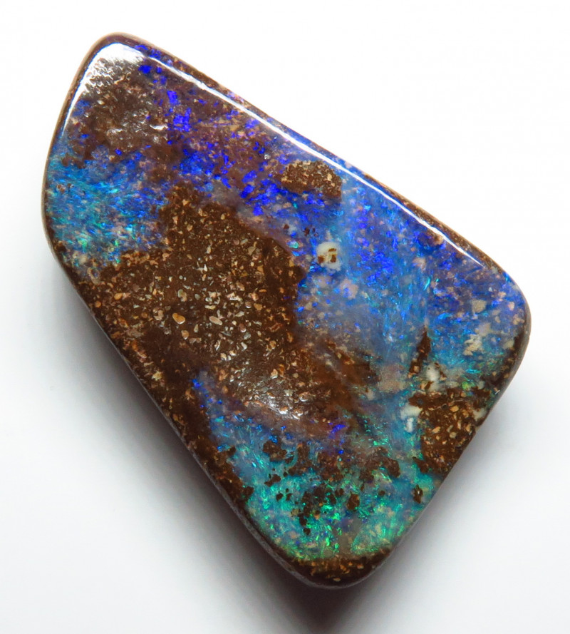 8.11ct Queensland Boulder Opal Stone