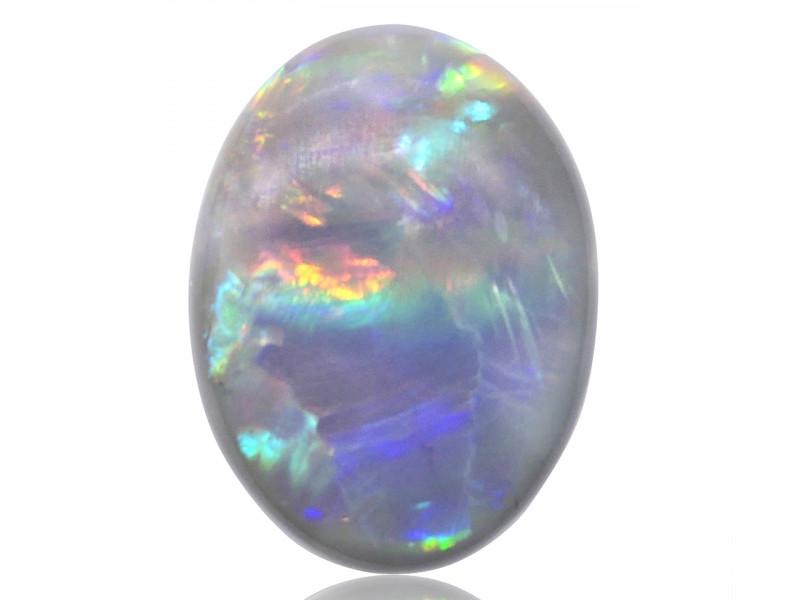 3.16 ct Dark Opal from Lightning Ridge - Australia