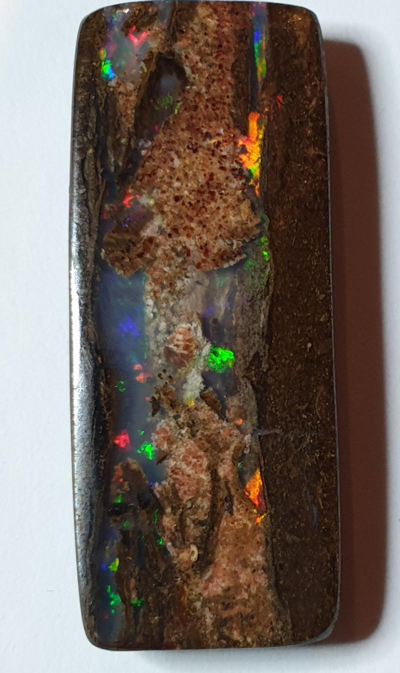 Boulder Pipe Opal From Jundah Queensland