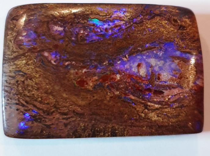 Boulder opal From Jundah Queensland