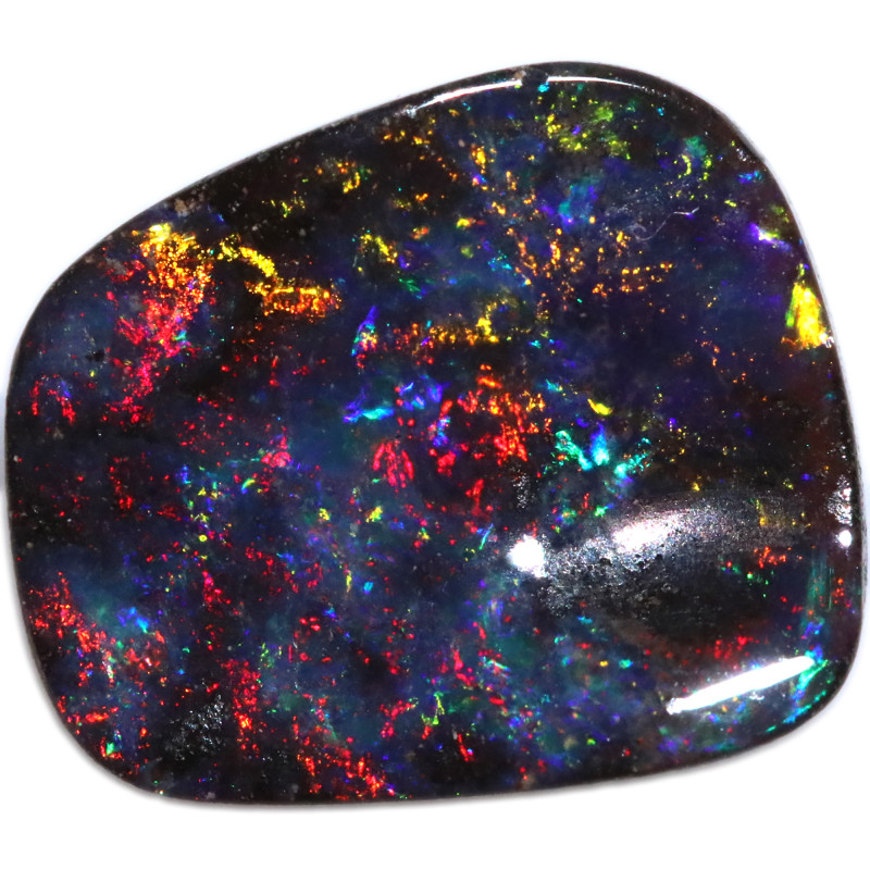 4.00 CTS BOULDER OPAL FROM JUNDAH - WELL POLISHED [BMA9941]