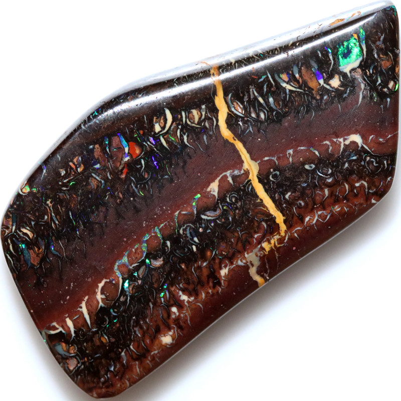 97.70 CTS STUNNING BOULDER OPAL FROM KOROIT [BMB110]