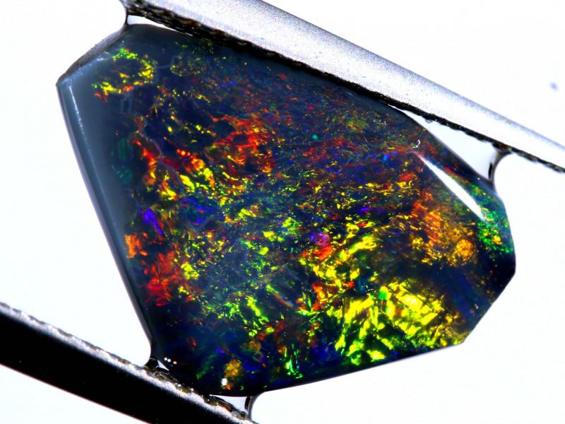 2.05CTS  BLACK OPAL RUB L.RIDGE  DT-A2975