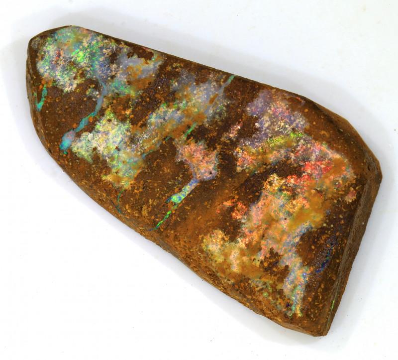 58ct 34x20mm Natural Boulder Opal Rough [BSR-0024]