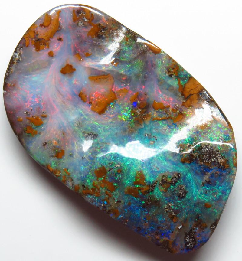 34.66ct Queensland Boulder Opal Stone