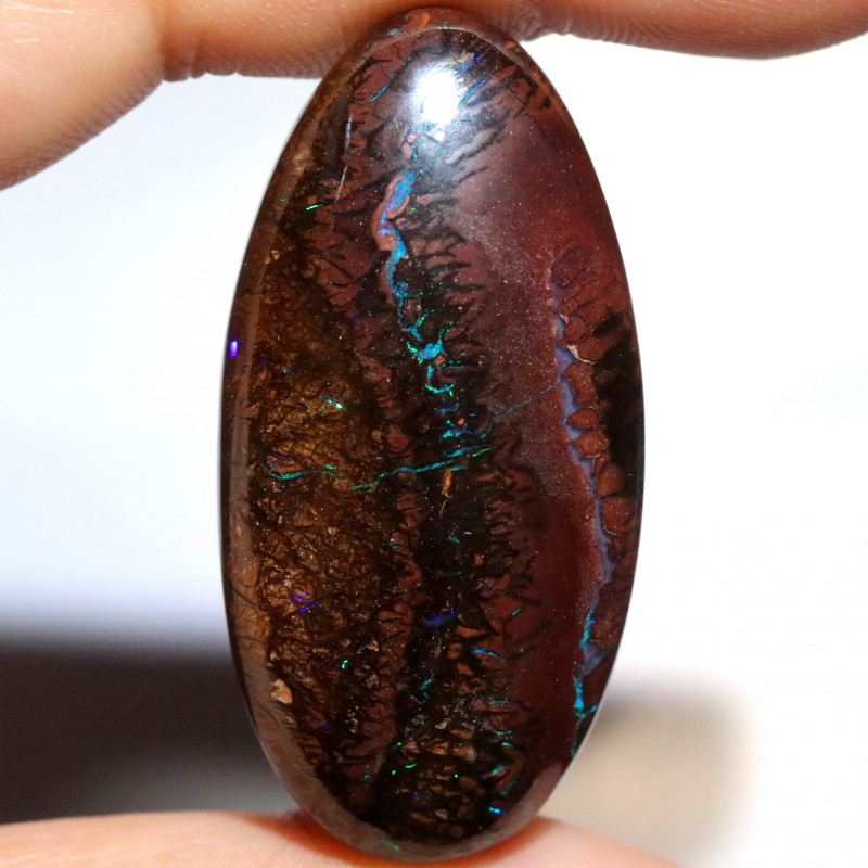 74.94 CTS STUNNING BOULDER OPAL FROM KOROIT [BMB185]