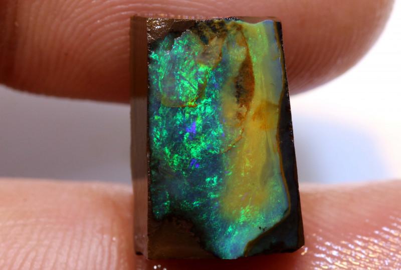 Australian Boulder Opal Rub 10.40cts  DO-343