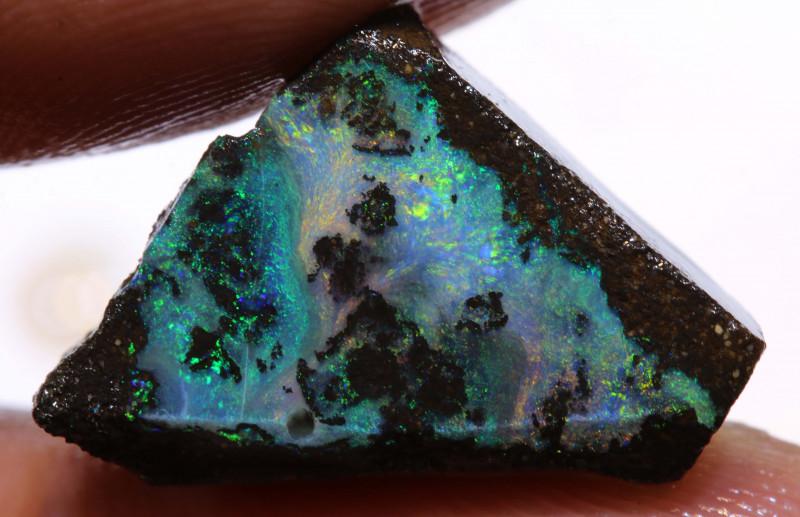 Australian Boulder Opal Rub 11.35cts  DO-352