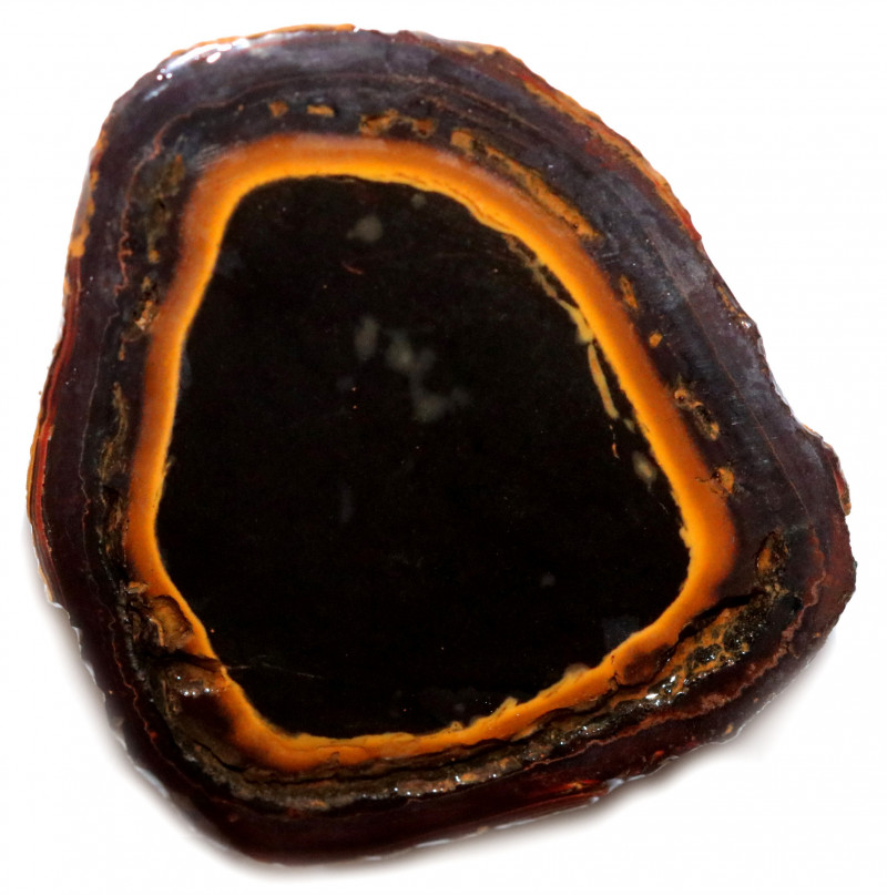 160 CTS YOWAH OPAL NUTS BLACK CENTER [BY9659]