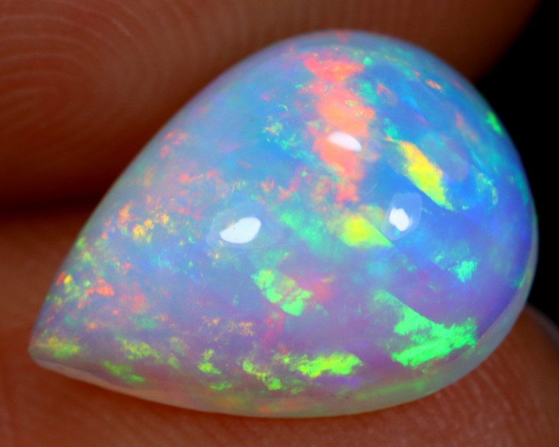 2.31cts Natural Ethiopian Welo Opal / BF3578