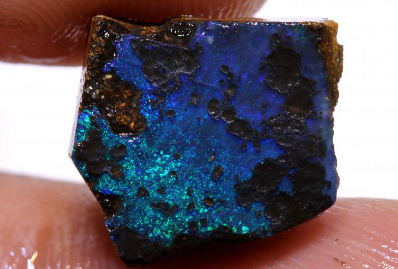 Australian Boulder Opal Rub 8.10cts  DO-363