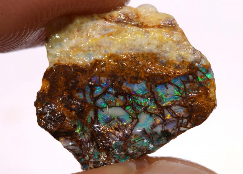 Australian Yowah Opal Rough 6.10cts DO-378