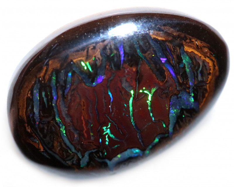 6.98 CTS  YOWAH OPAL- WELL POLISHED [PS236]