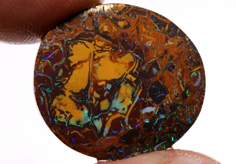 Yowah Boulder Opal Rough  DO-436 - downunderopals