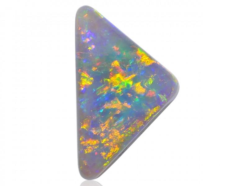 1.00 ct Dark Opal from Lightning Ridge - Australia