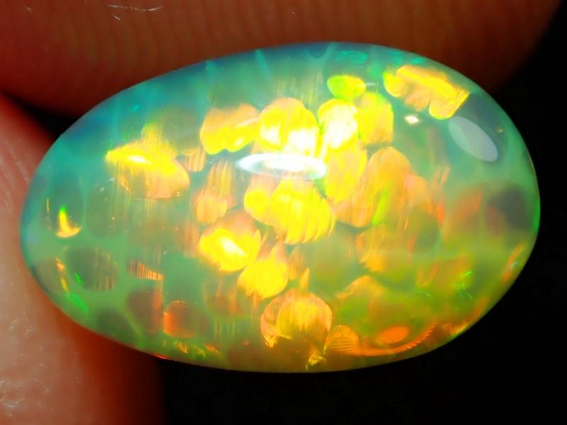 1.97ct Blazing Welo Solid Opal
