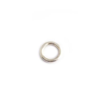 Soldered Jump Rings | Nickel Free Silver