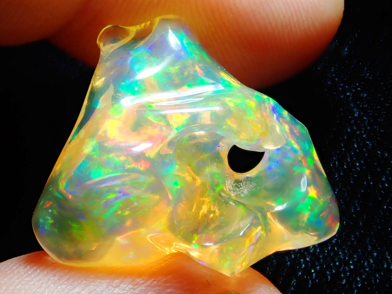 16.45ct Mexican Fire Opal