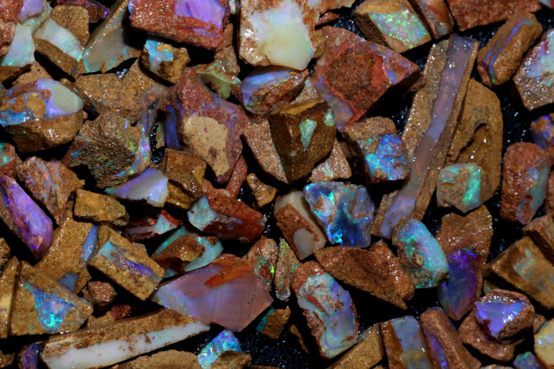 606 CTS BOULDER PIPE OPAL ROUGH PARCEL[BY9721]24