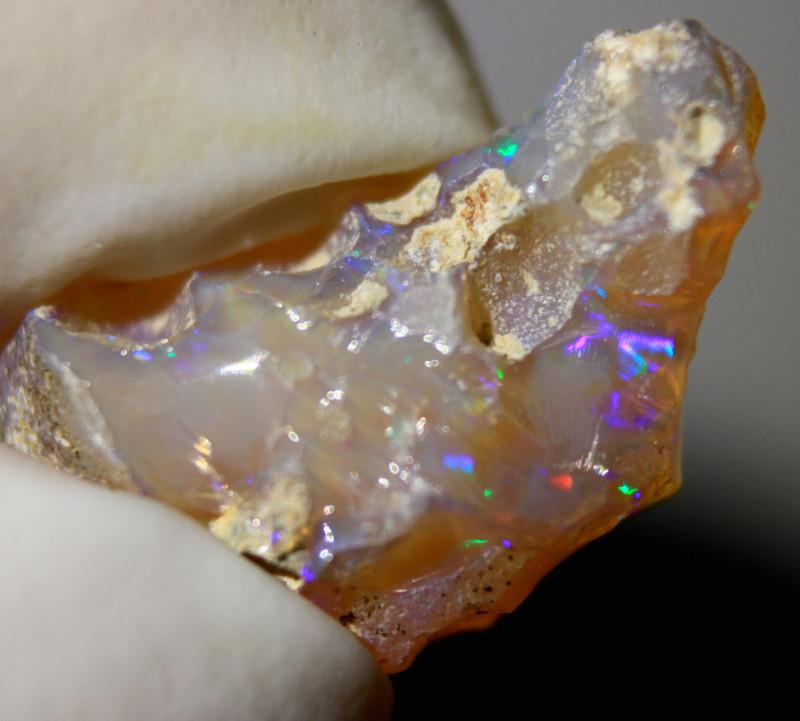Cts. 4.90   Ethiopian Opal Rough  RF 719