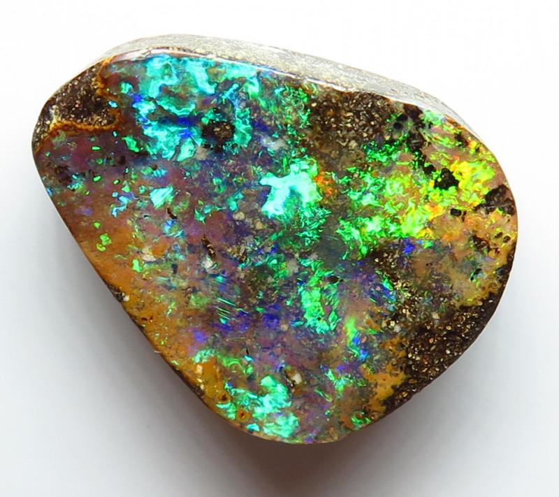 6.90Ct Queensland Boulder Opal Stone