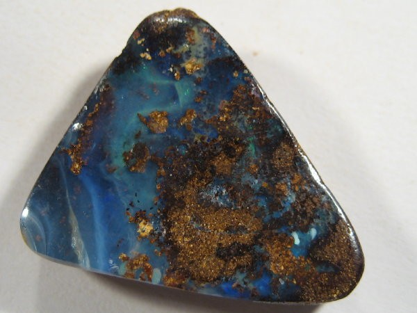 YOWAHOPALS*21.65ct Unusual Pattern Boulder  OPAL