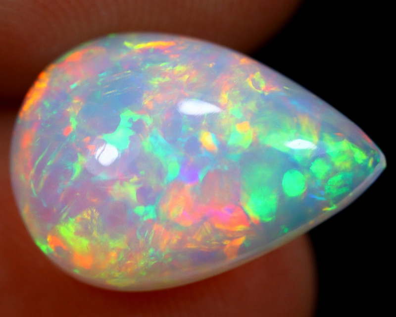 4.33cts Natural Ethiopian Welo Opal / BF4035