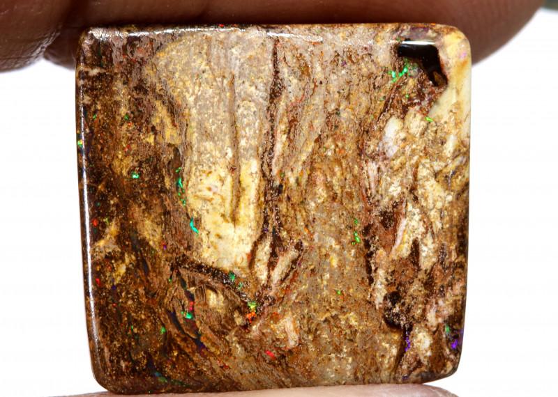 14.68 CTS YOWAH OPAL WOOD FOSSIL -JUNDAH   NC-8496