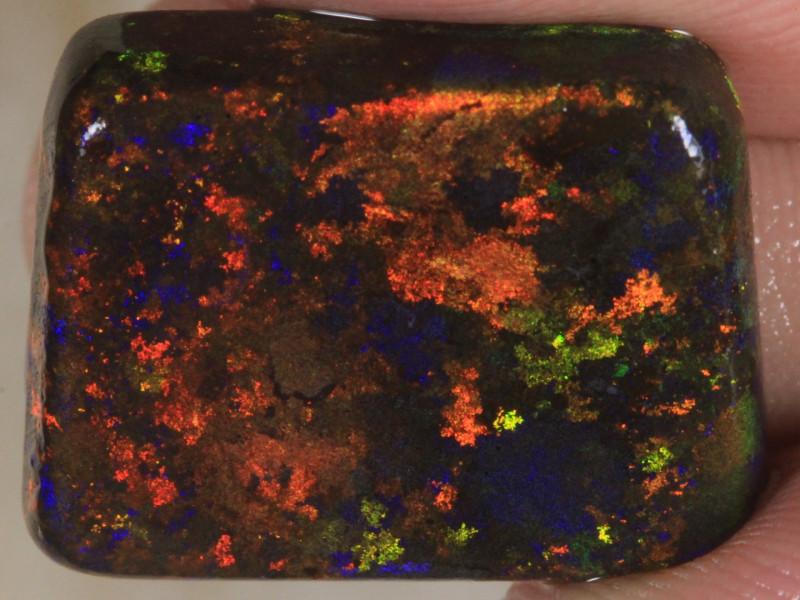 1#  -  Andamooka Matrix Opal Rough [29499] 53FROGS