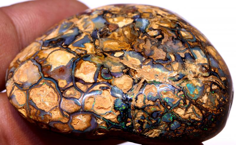 269cts Australian Yowah Opal Pattern Stone  DO-659